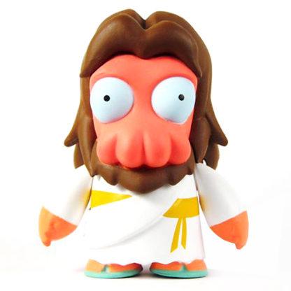 KR x Futurama: Good News Everyone - Zoidberg Jesus CHASE - superchan.de