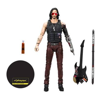 McFarlane Toys - Cyberpunk 2077: Actionfigur Johnny Silverhand - superchan.de