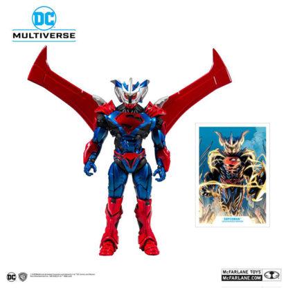 McFarlane Toys x DC Comics: Superman (Unchained Armor) Actionfigur - superchan.de