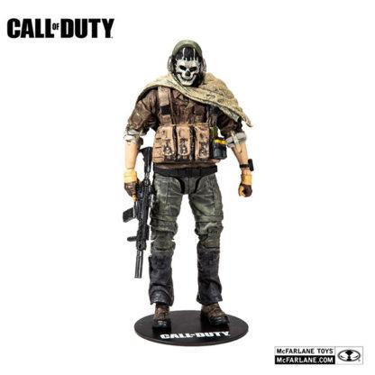 McFarlane Toys x Call of Duty: Modern Warfare - Special Ghost Actionfigur - superchan.de
