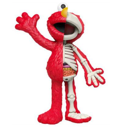 Freeny's Hidden Dissectibles: Sesame Street - Elmo