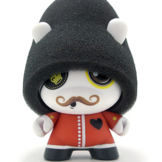 Dunny UK - McFaul by Kidrobot
