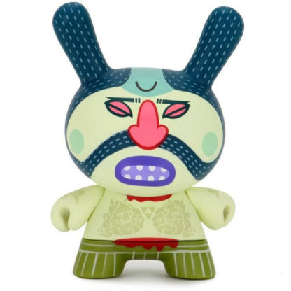 Dunny Exquisite Corpse - Seppuku by Kidrobot