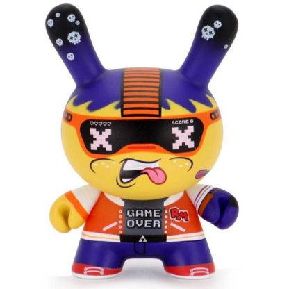 Dunny Exquisite Corpse - The Gamer - superchan.de