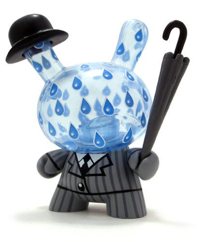 Kidrobot Dunny UK Triclops Rain
