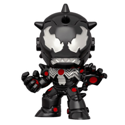 Funko Mystery Minis: Marvel Venom - Venomized Iron Man - superchan.de