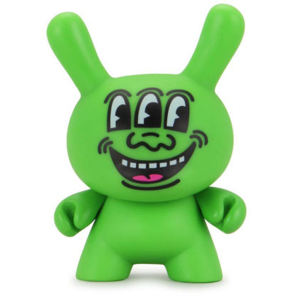 Dunny Keith Haring - 3eyed Monster - superchan.de