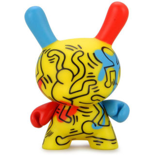 Dunny Keith Haring - Circle of Men