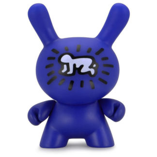 Dunny Keith Haring - Crawling by Kidrobot