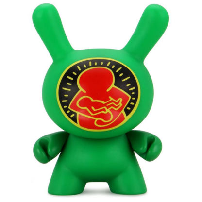 Dunny Keith Haring - Mother & Child - superchan.de