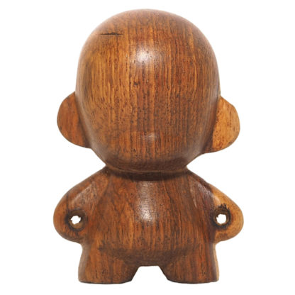 Wooden Toys: Moonie #1 (Unique) - superchan.de