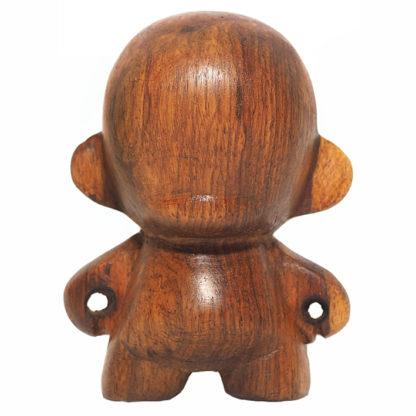 Wooden Toys: Moonie #3 (Unikat) - superchan.de