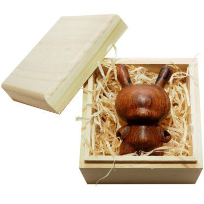 Wooden Toys: Woodie #2 (Unikat) - superchan.de