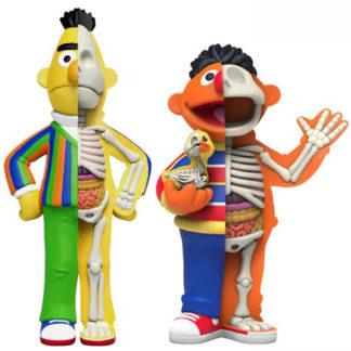 Freeny's Hidden Dissectibles: Sesame Street - Ernie & Bert SET