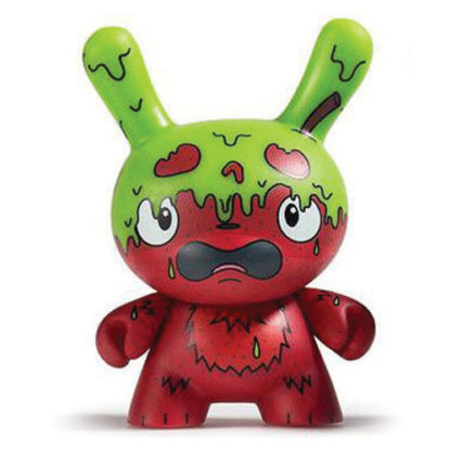 Dunny Scared Silly - G.M.D. (grün/rot)