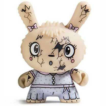 Dunny Scared Silly - You Crack Me Up (blau) CHASE