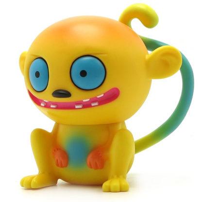 Toy2R x David Horvath & Sun Min Kim - Little Yoya Monster (gelb) - superchan.de
