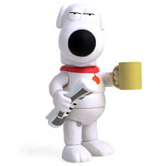 The Loyal Subjects x Fox Animation: Family Guy - Brian Griffin