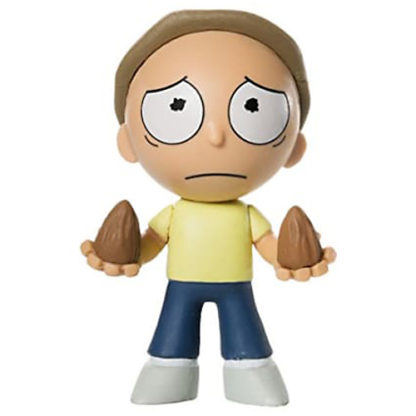 Funko Mystery Minis: Rick and Morty S1 - Morty (with Seeds)