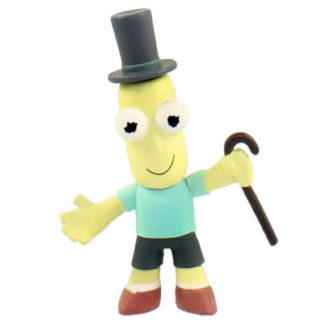 Funko Mystery Minis: Rick & Morty S1 - Mr. Poopy Butthole