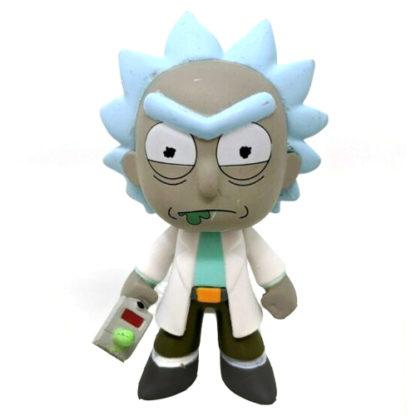 Funko Mystery Minis: Rick and Morty S1 - Rick (mit Portal Gun)