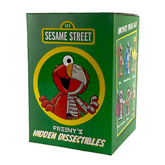 Mighty Jaxx Freenys Hidden Dissectibles Sesame Street (Blindbox)