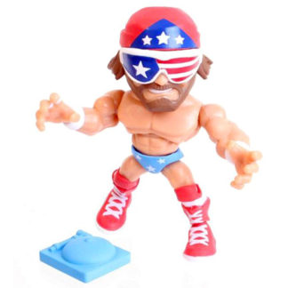 "The Loyal Subjects x WWE - ""Macho Man"" Randy Savage (American Flag)"