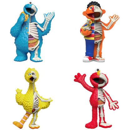 Freeny's Hidden Dissectibles: Sesame Street (Blind Box) - superchan.de