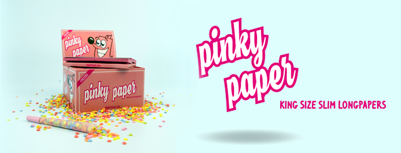 Pinky Paper by Pinky Ponko