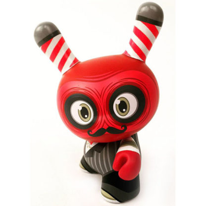 Dunny Odd Ones - Argh Barber (Case exclusive) SEALED