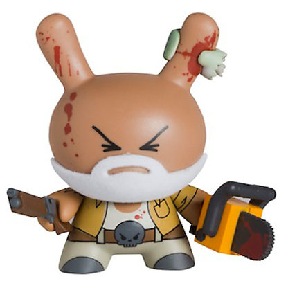 Dunny 2011 - Huck Gee (Zombie Hunter) CHASE