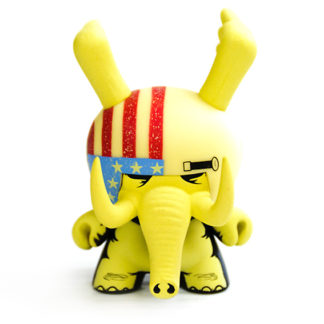Dunny 2013 - Jon-Paul Kaiser (Case exclusive) GID