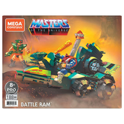 Mattel Mega Construx: Masters of the Universe - Battle Ram (Bausatz) - superchan.de