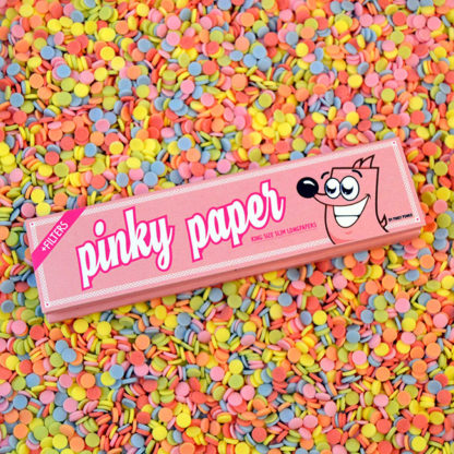 Pinky Paper (+Filter)