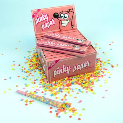 Pinky Paper (+Filter) by Pinky Ponko - superchan.de