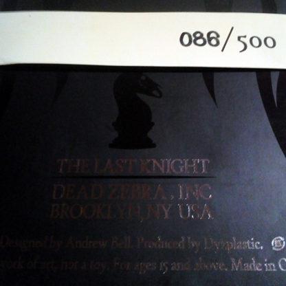 Dead Zebra x Andrew Bell - The Last Knight (Dead Zebra Ed.) 086/500