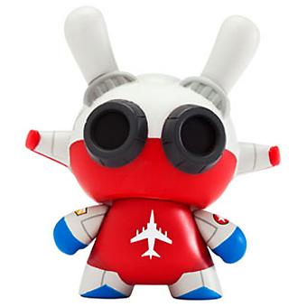 Kidrobot x KaNO - Flight Dunny (rot) - superchan.de