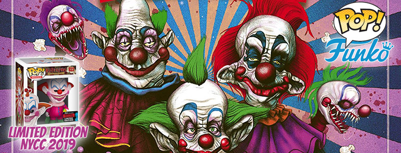 Funko POP! Movies - Killer Klowns from Outer Space