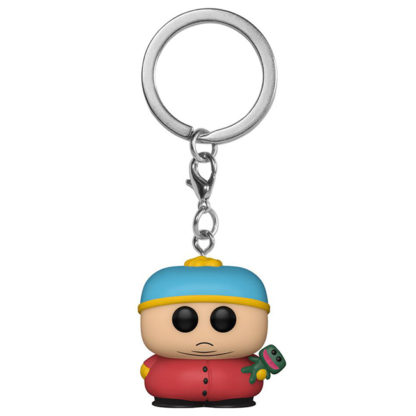 Pocket POP! TV: South Park - Cartman with Clyde (Keychain)