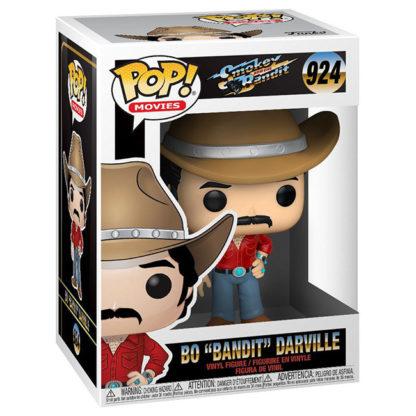 """POP! Movies: Ein ausgekochtes Schlitzohr - Bo """"Bandit"""" Darville (#924)"""