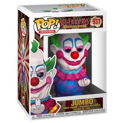 POP! Movies: Killer Klowns from Outer Space - Jumbo (#931)