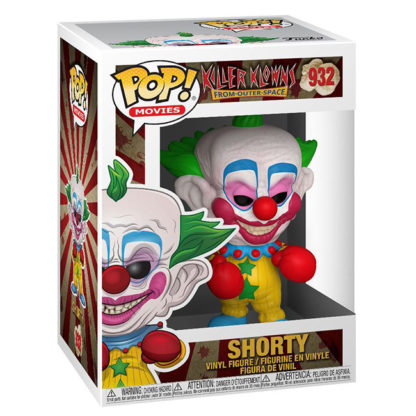 POP! Movies: Killer Klowns from Outer Space - Shorty (#932)
