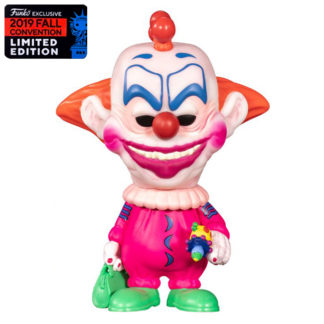 POP! Movies: Killer Klowns from Outer Space - Slim (#822) Special ltd. Ed. NY Fall Convention 2019