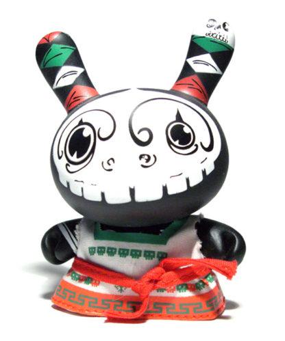 Kidrobto Azteca Series 1 Jenkah