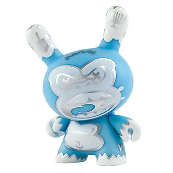 Dunny Xmas Special - Happy HolidAPE Dunny (blau) CHASE - superchan.de