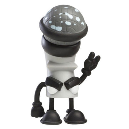 Kidrobot x MAD: Bent World Beats - Mr. MC (Tour Version)