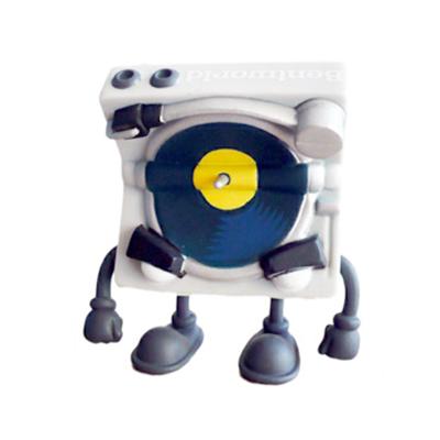 Kidrobot x MAD: Bent World Beats - Mr. Spins (Studio Version) CHASE