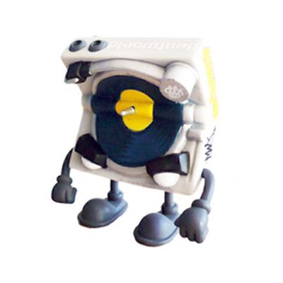 Kidrobot x MAD: Bent World Beats - Mr. Spins (Tour Version) CHASE