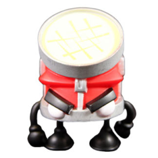 Kidrobot x MAD: Bent World Beats - Taps (Studio Version)