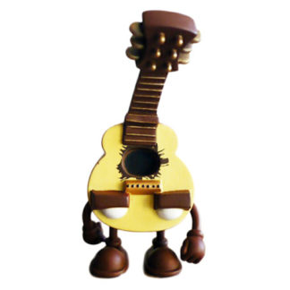 Kidrobot x MAD: Bent World Beats - Unplugged (Tour Version)